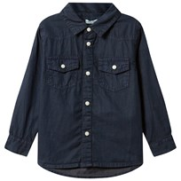 Mini A Ture Levon K Shirt Sky Captain Blue Sky captain blue