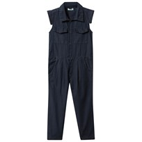 Mini A Ture Celie K Jumpsuit Sky Captain Blue Sky captain blue