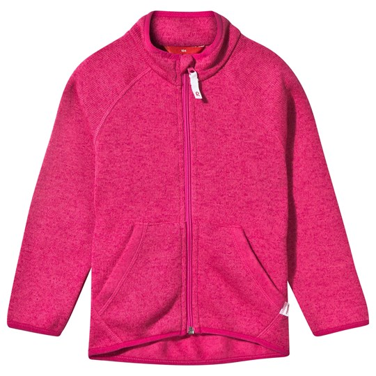 Reima Hopper Fleece Jacket Pink Pink