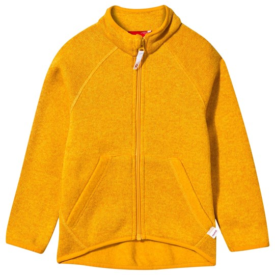 Reima Fleece Jacka Hopper Gul Yellow