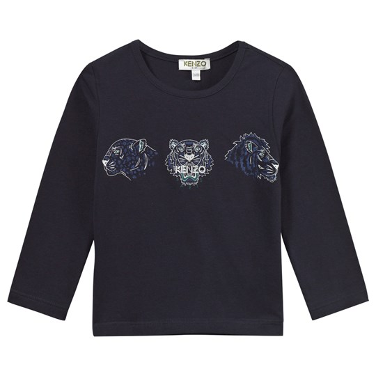 Kenzo Ambroise T-Shirt Midnattsblå Midnight Blue