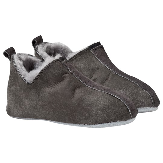 Shepherd Viared Slippers Antique/Grey Antique/Grey