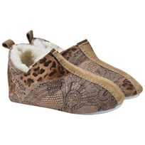 Shepherd Viared Slippers Jaguar/Camel Jaguar/Camel