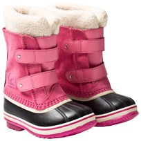 Sorel Children's 1964 Pac™ Strap Boots Tropic Pink Tropic Pink