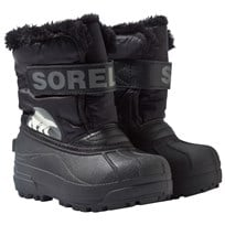 Sorel Children's Snow Commander™ Boots Black, Charcoal Black, Charcoal
