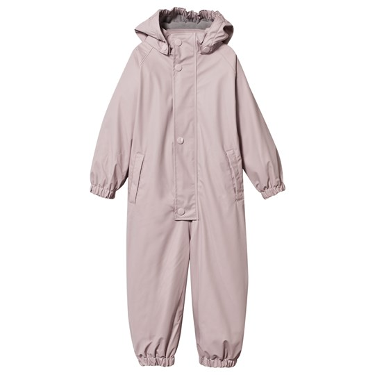 Mini A Ture Lined Rain Suit Violet Ice Violet Ice