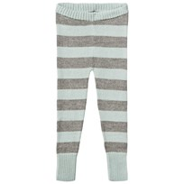 As We Grow Striped Leggings Grey/Ice Grey/Ice