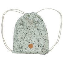 ferm LIVING Mint Dots Gym Bag Mint Dot