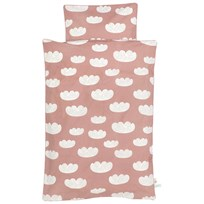 ferm LIVING Cloud Bedding - Rose - Baby Multi