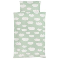 ferm LIVING Cloud Bedding - Mint - Junior Mint