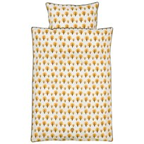 ferm LIVING Dotty Bedding - Yellow - Baby Yellow
