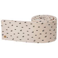 ferm LIVING Rabbit Bed Bumper Rabbit