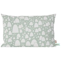 ferm LIVING Mountain Tops Cushion - Mint Mint