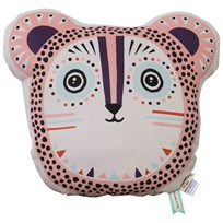 ferm LIVING Billy Bear Cushion - Rose Multi