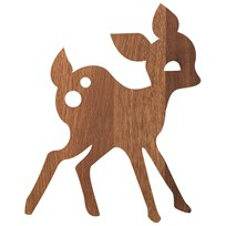 ferm LIVING My Deer Lamp - Smoked Oak Smoked Oak