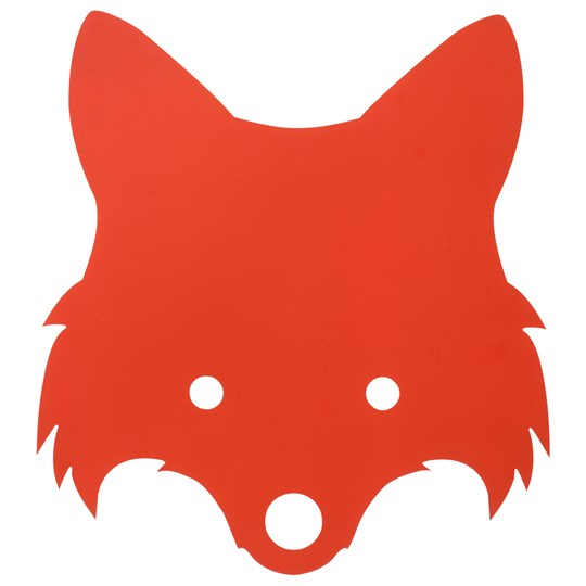 ferm LIVING Fox Lamp - Red Orange Oransje