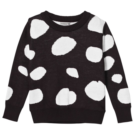 Koolabah White Spots Sweater