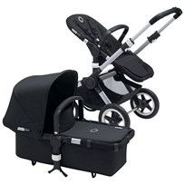 Bugaboo Buffalo+ Base Alu/Black Buffalo+ Base Alu/Black