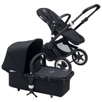 Bugaboo Buffalo+ Base Black/Black Sort