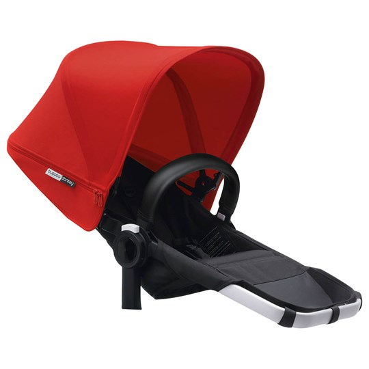 Bugaboo Runner Seat+ Black/Red Black