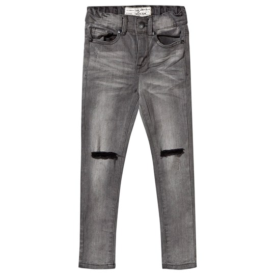 I Dig Denim Bruce Slim Jeans Grey Black