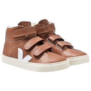 Image of Veja Esplar Mid Small Leather Tuile Pierre 30 EU (3065504701)