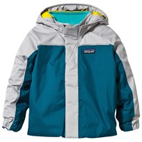 Patagonia Baby Snow Pile Jacket Deep Sea Blue Deep Sea Blue
