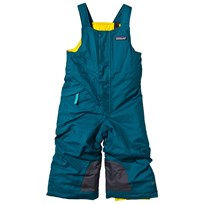 Patagonia Baby Snow Pile Bibs Deep Sea Blue Deep Sea Blue
