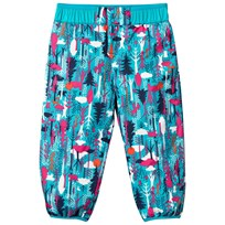 Patagonia Baby Reversable Puff-Ball Pants Pine Friends Epic Blue Pine Friends Epic Blue