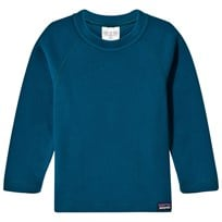 Patagonia Baby Micro Tee Deep Sea Blue Deep Sea Blue
