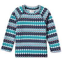 Patagonia Baby Micro Tee Diamond Stripe Dragon Purple Diamond Stripe Dragon Purple