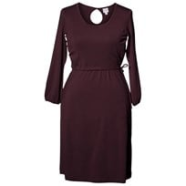 Boob Ginger Dress Burgundy Red Burgundy Red