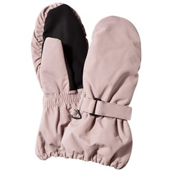 Wheat Mittens Tech Powder Rose