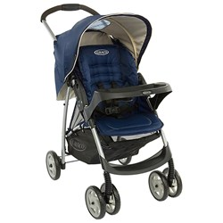 Graco Graco Mirage Plus Solo Peacoat