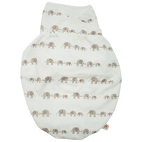 Ergobaby Original Swaddler Elephants бежевый