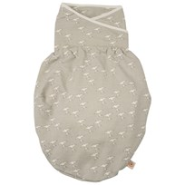 Ergobaby Original Swaddler Swallows Beige