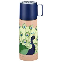 Blafre Peacock Thermos - 350 ml MØRK BLÅ