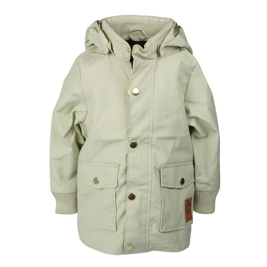 Mini Rodini Pico Jacket Light Green Green