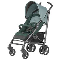 Chicco New Lite Way Basic W/Bumper Bar Green Green
