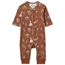 Anïve For The Minors Baby One-Piece Sioux