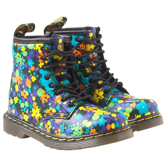 Dr. Martens Broklee Boots Flowers Flowers