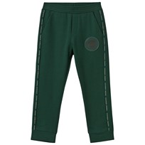 Young Versace Young Versace Patch Sweatpants Forest Saffron BOSCO/BOSCO-ZAFFERANO