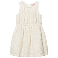 Noa Noa Miniature Mini Winter Dress Chalk Chalk