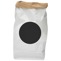 Tellkiddo Dot Paper Bag White