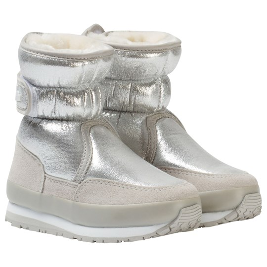 Rubber Duck Sporty SnowJoggers Glitter Pewter