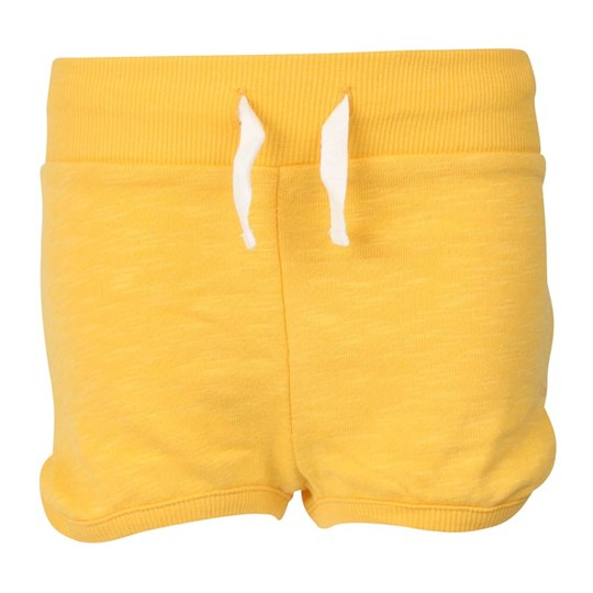 Mini Rodini Sweat Shorts Yellow Yellow