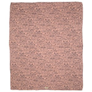 Image of Soft Gallery Owl Blanket Coral (2814965859)
