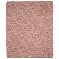 Soft Gallery Owl Blanket Coral Coral, AOP Owl