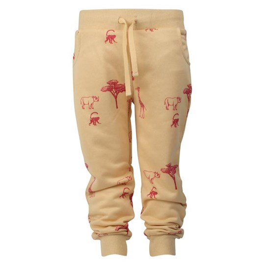 Mini Rodini Sweat Pants Safari Sand Beige