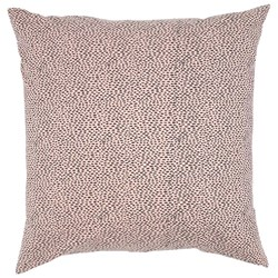 Soft Gallery Pebbles Big Pillow Case Silver Pink